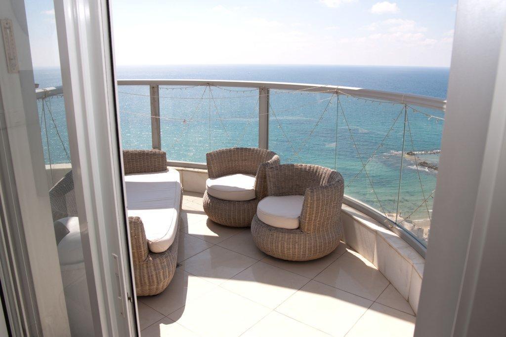 Масарик - 20 этаж - краткосрочная аренда квартир в израиле.